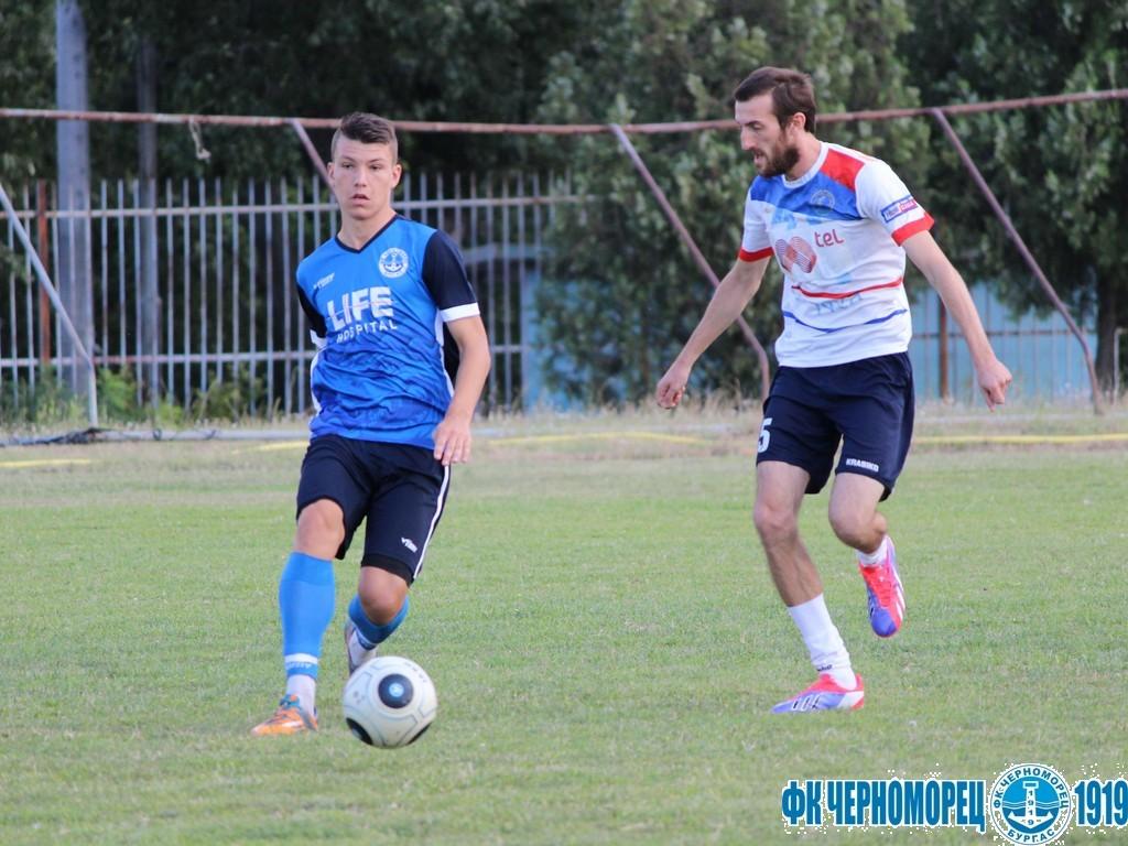 ФК Черноморец 1919 U19 – Свети Никола 3:1 (контролна среща)