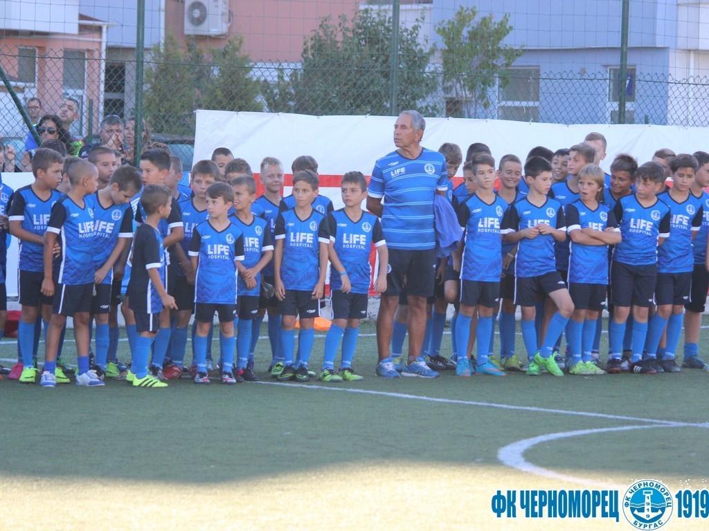 3 набора на Черноморец на бараж за заключителния национален турнир в Банско