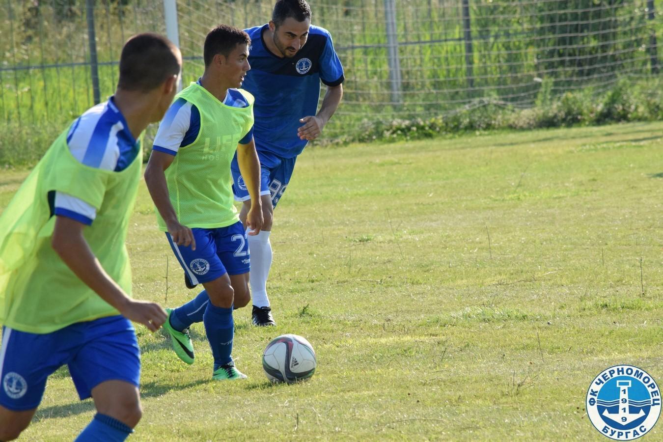 Черноморец U19 изпусна Славия