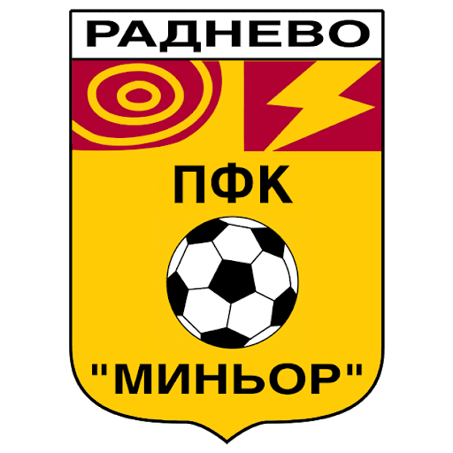 """ФК """"Миньор"""" Раднево"""