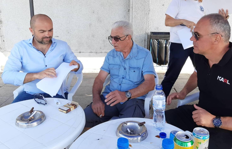 Д-р Ерхан Салиев подаде ръка на Черноморец
