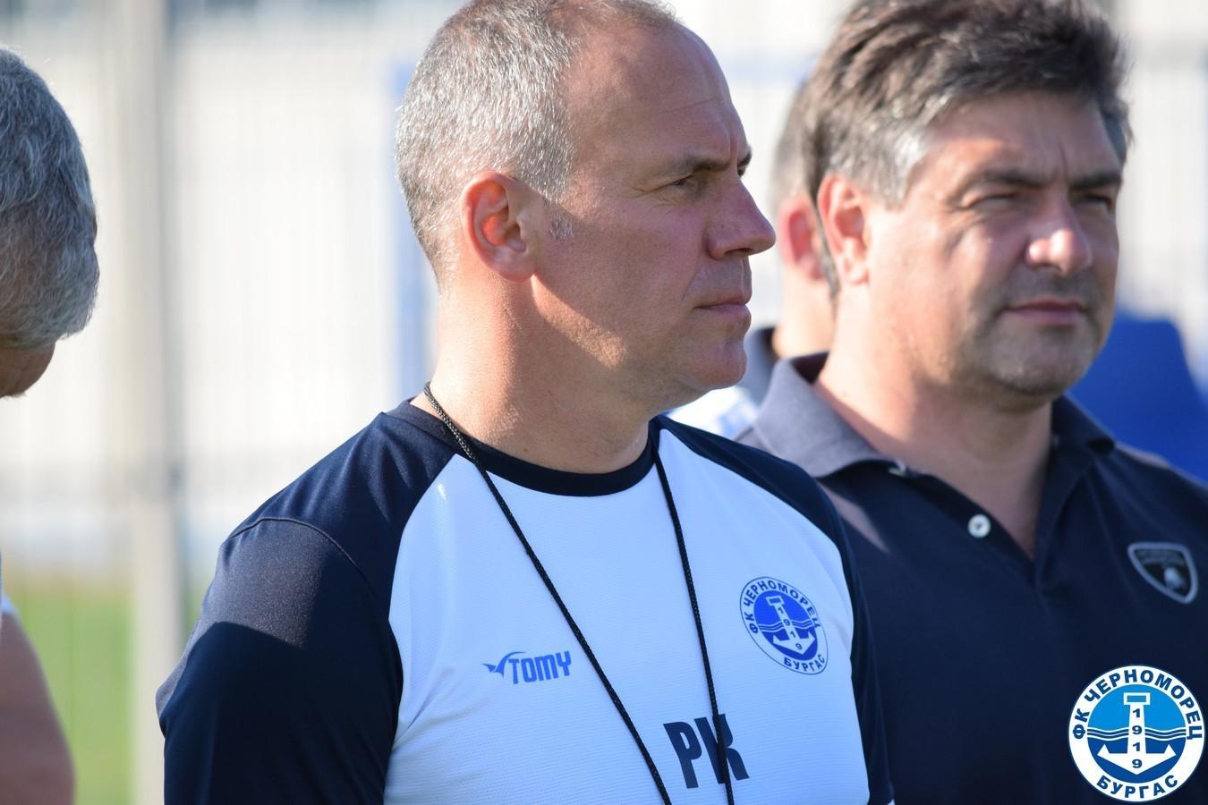 Радостин Кишишев обясни за треньорската смяна! Обяви новия наставник и говори по всички актуални теми около Черноморец