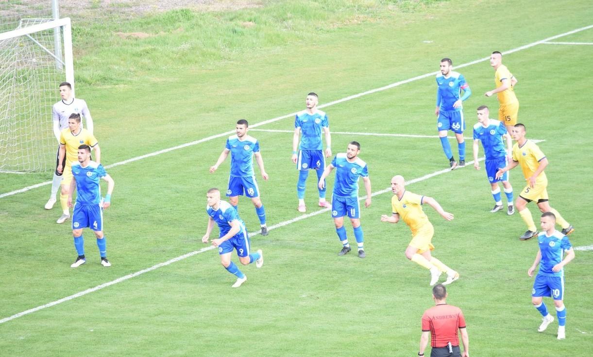 Страхотен Черноморец навакса изоставане от 0:2 и изпусна да победи Марица (ВИДЕО)