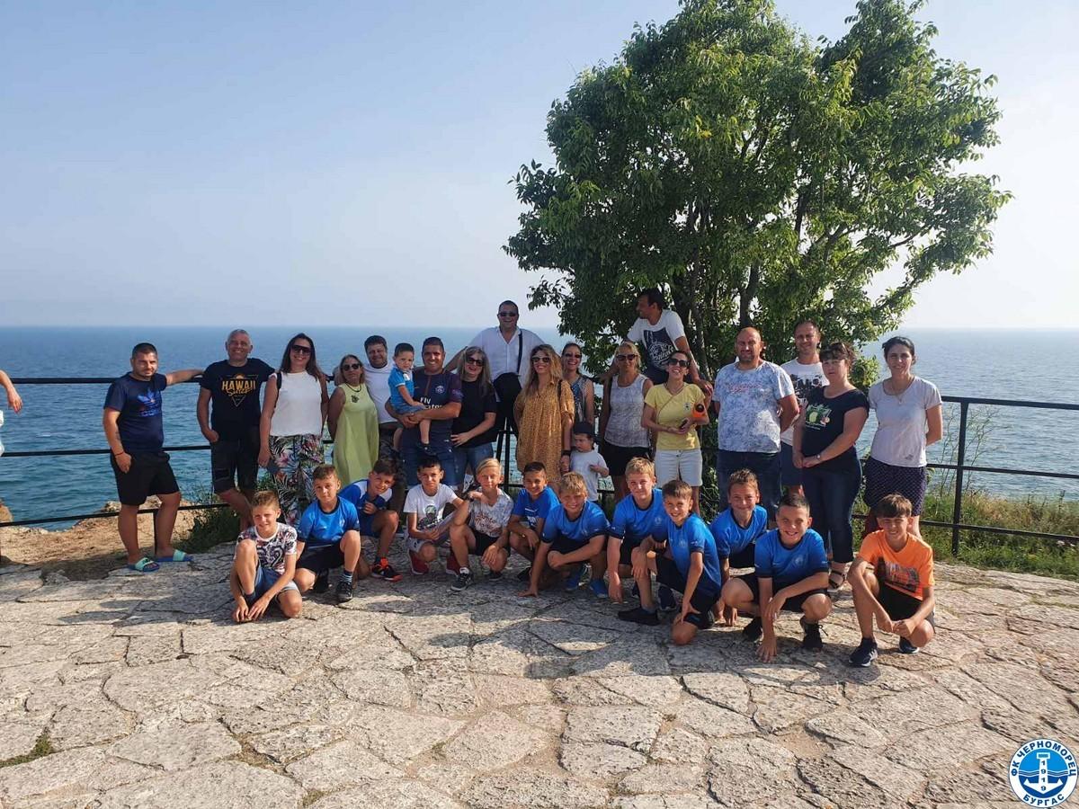 Таланти на Черноморец със силно представяне в Албена