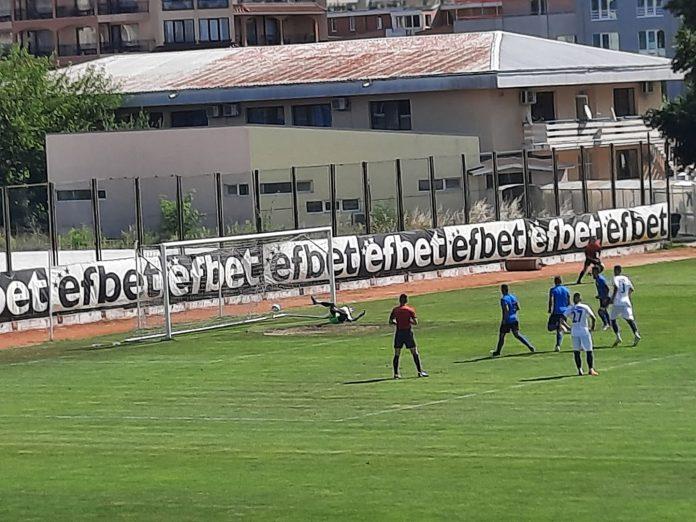 Черноморец победи Несебър като гост